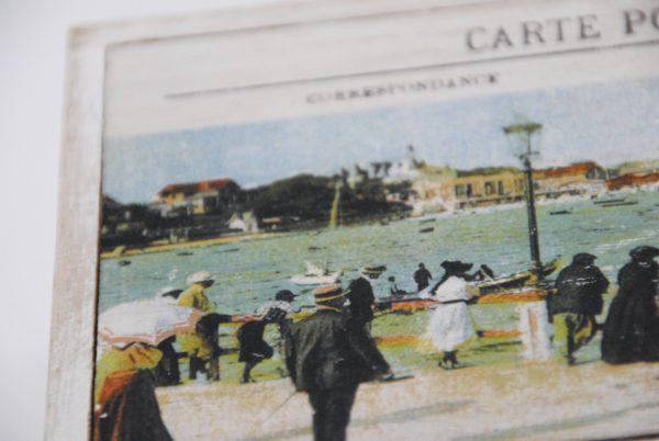 Boîte carte postale