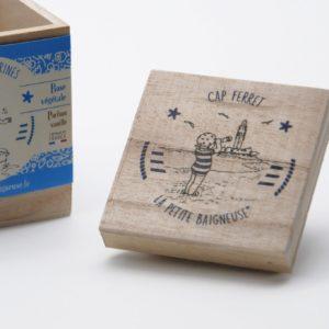 Boîte carrée Cap Ferret